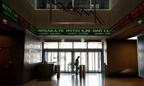 Χρηματιστήριο: Ανακάμπτουν οι τράπεζες - ήπια η άνοδος