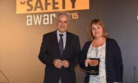 ΒΙΑΝΕΞ Α.Ε: Ύψιστη διάκριση για την Ποιότητα Υγείας και Ασφάλειας στο χώρο εργασίας