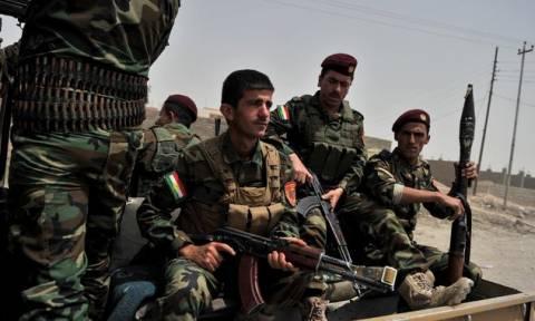 Ιράκ: Επίθεση Κούρδων κατά θέσεων του Ισλαμικού Κράτους