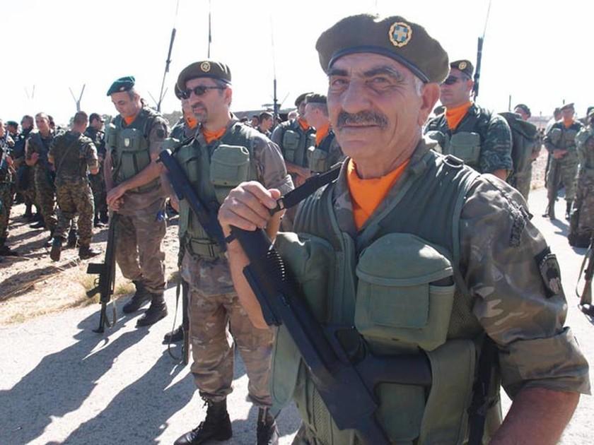 Στρατιωτική παρέλαση αύριο (1/10) στην Κύπρο παρουσία ΥΕΘΑ Πάνου Καμμένου (pics)