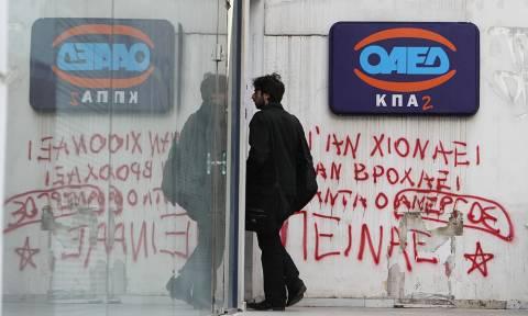Eurostat: Αύξηση της ανεργίας στην Ελλάδα