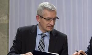 Γιέγκερ: Η Ελλάδα πρέπει να κάνει πολλά - συγκεκριμένες οι μεταρρυθμίσεις