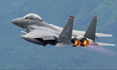 Αποκάλυψη του Newsbomb.gr: Η μεγάλη μπίζνα Λιακουνάκου με τα αεροσκάφη F - 15 που ναυάγησε...