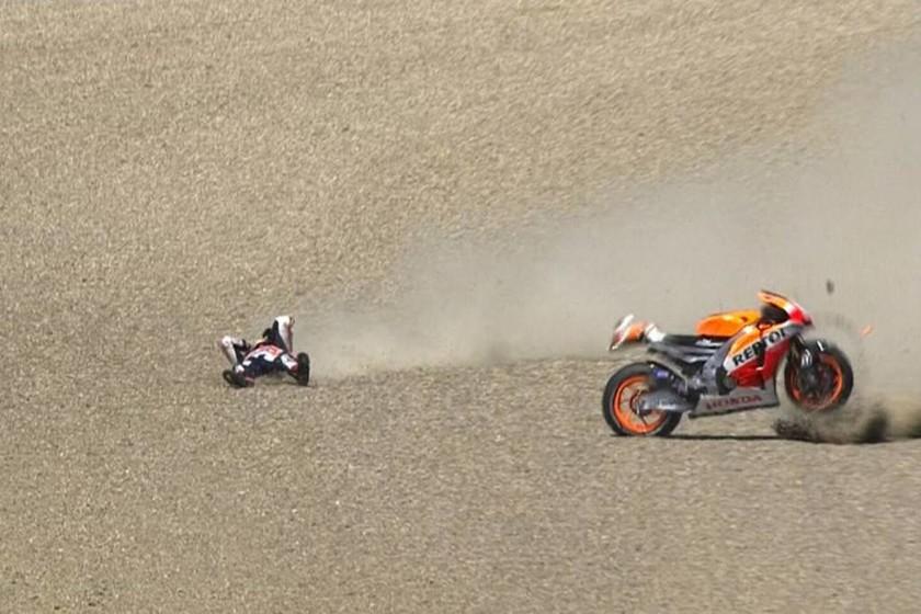 MotoGP Grand Prix Ιαπωνίας: Τραυματίστηκε ο Marquez