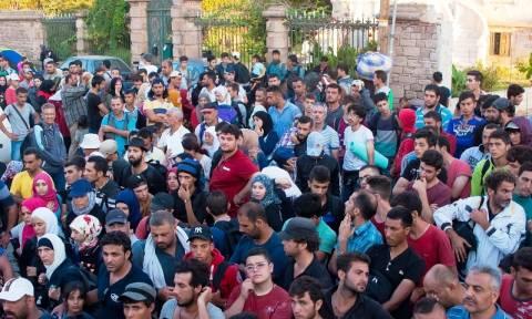 Μυτιλήνη: Περισσότεροι από 186.000 πρόσφυγες πέρασαν από τις αρχές του έτους