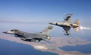 Μπαράζ παραβιάσεων των Τούρκων στο Αιγαίο