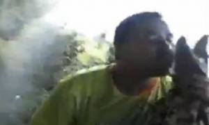 Γι΄ αυτό δεν πρέπει να φιλήσεις στο στόμα έναν… αλιγάτορα! (video)