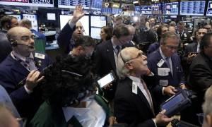 Με άνοδο έκλεισε η τελευταία συνεδρίαση του μήνα στη Wall Street