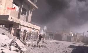 Συρία: Ρωσία και ΗΠΑ διαφωνούν για τους βομβαρδισμούς αλλά... θα συνεννοηθούν (photos - videos)