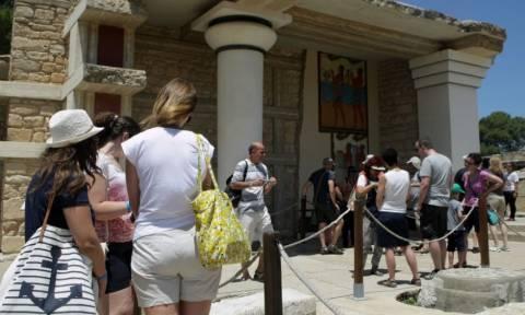 Μόνη στην... Κνωσό - Γονείς ξέχασαν την οκτάχρονη κόρη τους στον αρχαιολογικό χώρο