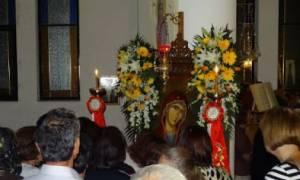 Πάτρα: Στην Αγ. Μαρίνα η θαυματουργός εικόνα της Παναγίας της Γοργοϋπηκόου
