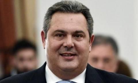 «Κοροϊδία» χαρακτήρισε τις εγγυήσεις στο Κυπριακό ο Καμμένος