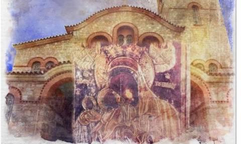 Στην Αθήνα η εικόνα της Παναγίας του Κύκκου Ατταλειώτισσας