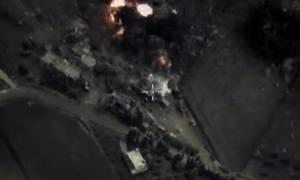 Συρία: Οι Ρώσοι συνεχίζουν τις επιδρομές – Κάθισαν στο ίδιο τραπέζι με τους Αμερικανούς (videos)