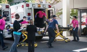 Νεκρός ο δράστης του μακελειού στο Όρεγκον