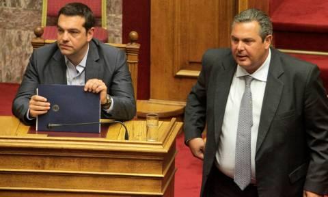 Ισορροπίες... τρόμου για την κυβέρνηση ΣΥΡΙΖΑ - ΑΝΕΛ