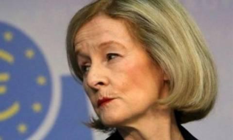 Νουί: Η ΕΚΤ μπορεί να αναστείλει πληρωμές προς πιστωτές τράπεζας πριν από εξύγιανση