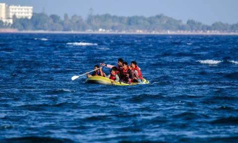 Μυτιλήνη: 18χρονη παραπληγική πρόσφυγας διασώθηκε μέσα από βυθιζόμενη βάρκα