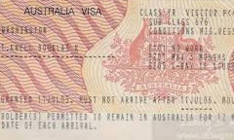 Αυστραλία: Στα 1,8 εκατ. οι προσωρινές βίζες