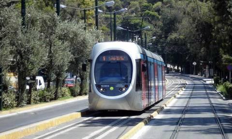Διακοπή δρομολογίων του τραμ την Κυριακή (04/10)