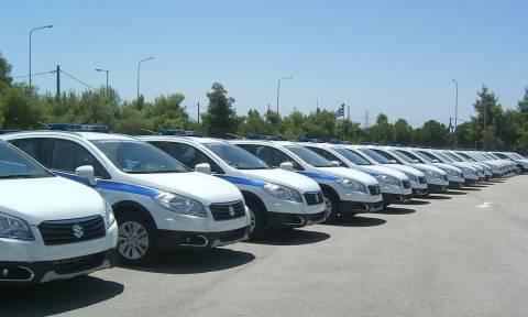 Suzuki: Η Ελληνική Αστυνομία επιλέγει S-CROSS