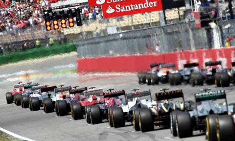 F1 Grand Prix 2016: Νωρίτερα ξεκινά η Formula 1 το 2016