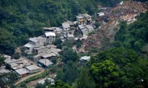 Γουατεμάλα: Φονική κατολίσθηση με 26 νεκρούς