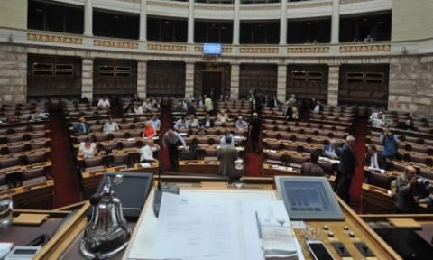 LIVE: Η ορκωμοσία των βουλευτών