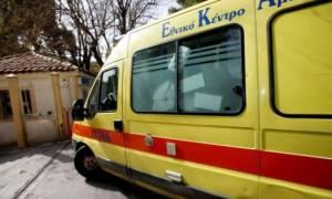 Θανατηφόρο τροχαίο στην παλαιά εθνική οδό Θεσσαλονίκης - Κατερίνης