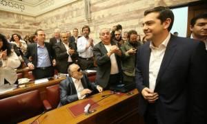 Συνεδριάζει η ΚΟ του ΣΥΡΙΖΑ