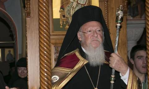 Πατριάρχης Βαρθολομαίος: Ο φανατισμός, η σκληρότητα, η αδιαλλαξία αντιτίθενται στο δίκαιο