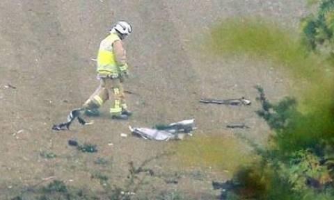 Δύο νεκροί από συντριβή μικρού αεροσκάφους στη Βρετανία