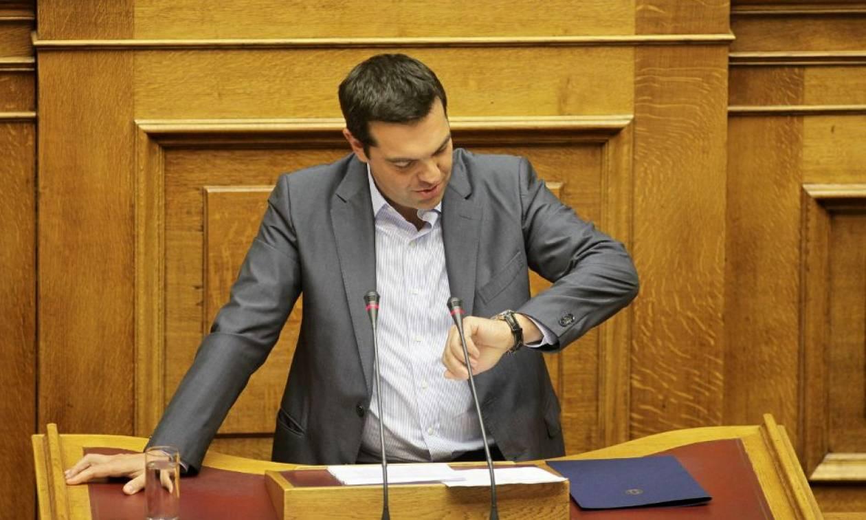 Προγραμματικές δηλώσεις: Τι θα πει ο Τσίπρας τη Δευτέρα (5/10/2015) στη Βουλή