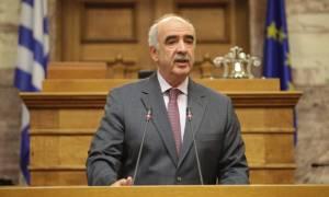 Μεϊμαράκης: Η ΝΔ δεν λαϊκίζει