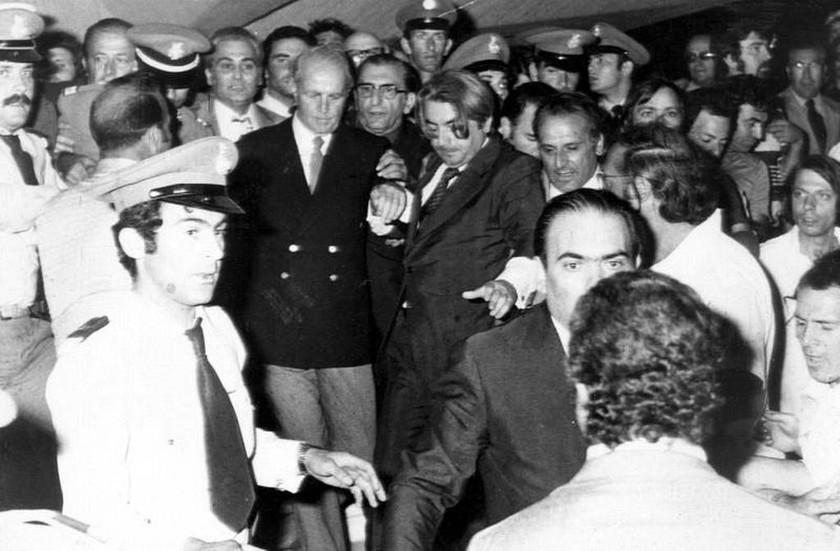 4 Οκτωβρίου 1974: Όταν ο Καραμανλής ίδρυσε τη ΝΔ
