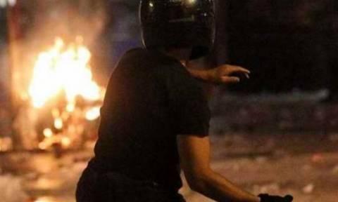 Επεισόδια μεταξύ αστυνομικών και κουκουλοφόρων το βράδυ του Σαββάτου (3/10)