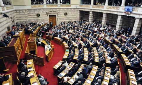 LIVE: Η εκλογή νέου Προέδρου της Βουλής
