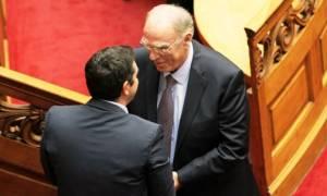Τετ α τετ Τσίπρα – Λεβέντη στη Βουλή