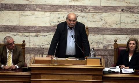 Βούτσης: Αλλαγή του Κανονισμού για την εκλογή των μελών προεδρείου της Βουλής