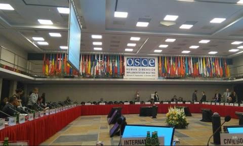 Ομογενειακός σύλλογος έθεσε το Βορειοηπειρωτικό ζήτημα στον ΟΑΣΕ