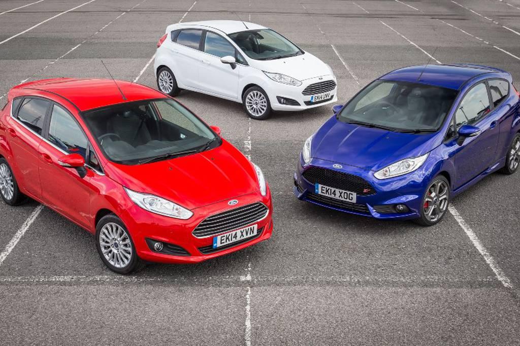 Ford Fiesta: Συναρπαστική Οικογένεια
