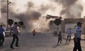 Πέμπτη ημέρα των ρωσικών επιθέσεων στη Συρία