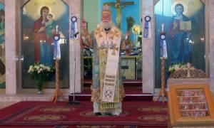 Ν. Αφρική: Πατριαρχική Θεία Λειτουργία στον Ιερό Ναό Τιμίου Προδρόμου Τζέρμιστον