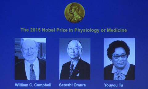 Σε τρεις επιστήμονες το Νόμπελ Ιατρικής