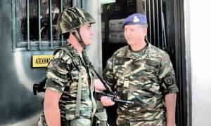 Επίσκεψη Διοικητή ΑΣΔΕΝ στην Τακτική Διοίκηση 41 Συντάγματος Πεζικού