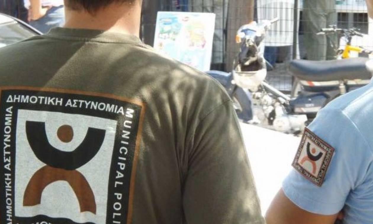 Θεσσαλονίκη: Η δημοτική αστυνομία έκοψε 2.000 κλήσεις σε μία εβδομάδα