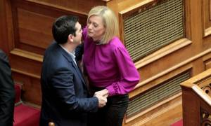 Η Ραχήλ προτείνει για νέο πρόεδρο της ΝΔ τον... Τσίπρα