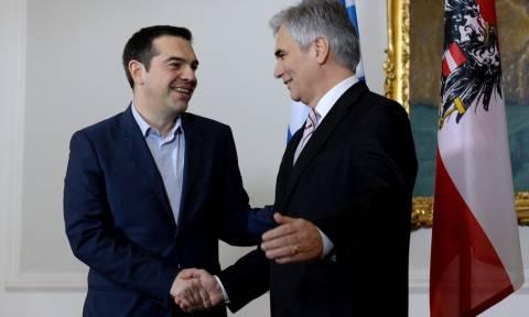 Στην Ελλάδα την Τρίτη ο καγκελάριος της Αυστρίας