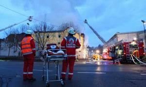 Γερμανία: Νεκρός πρόσφυγας από πυρκαγιά σε κέντρο φιλοξενίας