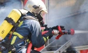 «Συναγερμός» στην Πυροσβεστική – Φωτιά σε ταβέρνα στα Χανιά
